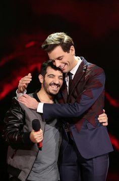 Awwww Mika  X Factor