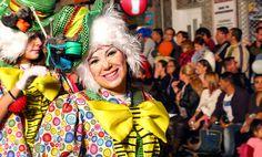 Carnaval Santa Cruz de Tenerife | Resumen Fotográfico de la Cabalgata Anunciadora 2016