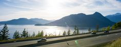 Sea to Sky Highway 99 - Between Vancouver and Whistler - absolutely breathtaking! Sea To Sky Highway, Whistler, Special Events, Vancouver, Beaches, Tourism, Canada, Mountains, Turismo