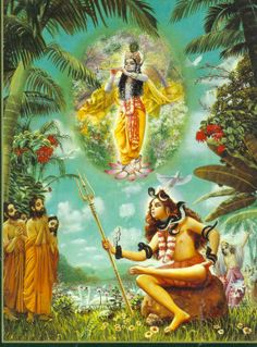 Chapter 24: Chanting the Song Sung by Lord Śiva  http://vedabase.net/sb/4/25/en