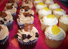 What's Cookin' Italian Style Cuisine: The Best Fillings For Cupcakes Recipes