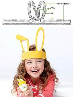 Easter wt Lydia