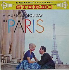A Musical Holiday in Paris