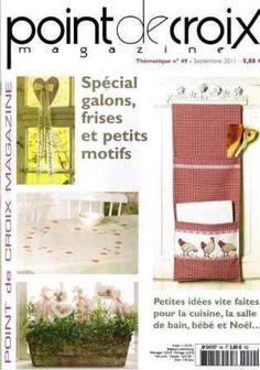 Point de Croix Magazine №49 2011 скачать бесплатно