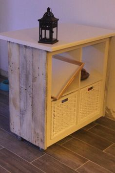 DIY kuchyňský ostrůvek... #ikeaHack