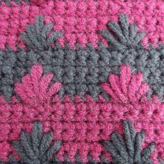 Puffy Spike Stitch Tutorial
