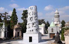 Cimitero Monumentale di Milano, Italie