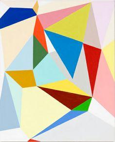line x shape x colour: gemma smith: