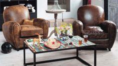 Rénover un vieux fauteuil en cuir