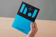 Brand guidelines by London-based studio Spy for catering business H+J