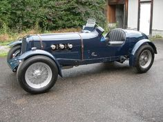 1934 Lagonda Rapier.  Lagonda is a British luxury car marque established in 1906, which has been owned by Aston Martin since 1947.