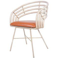 David Francis Madrid Arm Chair