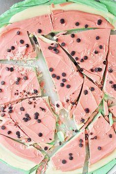 Watermelon Bark