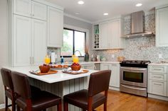 In Detail Interiors Small U Shaped Kitchen : Layout Ideas Of Small U Shaped Kitchen Designs – Kitchen Installation