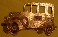 Tim Holtz Old Jalopy
