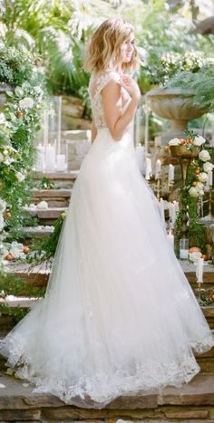Princess Bride Wedding Gown by Late Afternoon