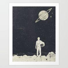 space, planet, astronaut, explorer, black, white, stars,