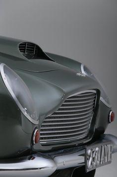 pinterest.com/fra411 #Aston Martin 4.2-Litre DB4GT Sports Saloon 1959