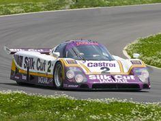 Jan Lammers, Johnny Dumfries, Andy Wallace - Jaguar XJR-9LM - 1988 - Le Mans