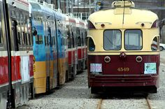 The Streetcar - Toronto's Classic Mode Of Transport