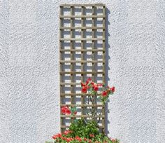 The Traditional Trellis will be the perfect next addition to your garden landscape. It can be used for multiple purposes, in many locations.