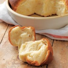 Japanese Milk Bread Rolls - Also referred to as Hokkaido milk bread, these rolls are incredibly soft and airy. A must try! | King Arthur Flour
