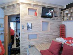 jugendzimmer mit begehbarem kleiderschrank bauanleitung hier http. Black Bedroom Furniture Sets. Home Design Ideas