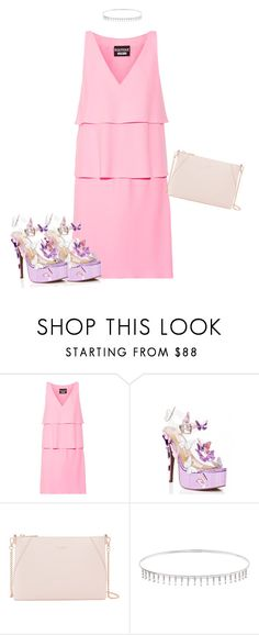"""""""baby diamond"""" by indiemess1 ❤ liked on Polyvore featuring Boutique Moschino, Sugarbaby, Ted Baker and Suzanne Kalan"""
