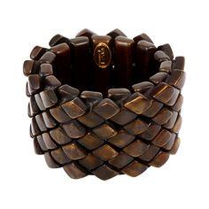 Bracelet Melina - Col. Magma - Dominique Denaive