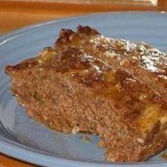 Easy Salsa Meatloaf Allrecipes.com