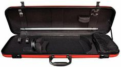 Gewa Idea 2.3 Oblong 4/4 Carbon Fibre Violin Case, Black by Gewa. $639.00. High quality case made in (and sent from) Germany  Gewa Oblong Violin Case: Idea 2.3  Made in Germany Carbon fibre reinforced syntetic resin shell Weight approx. 2,3 kg Padded suspension system GEWA swivel type holder patented flexible bow holder blanket Accessory pocket 2 detachable Neopren rucksack straps Attached music sheet pocket Velour padding black  colour:  black