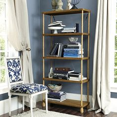 Pascal Rope Bookcase
