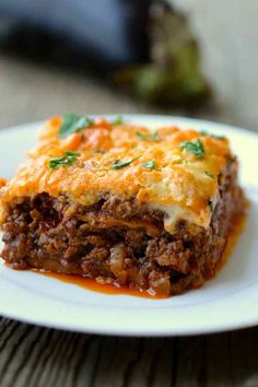 Moussaka - Traditional Greek Recipe | 196 flavors