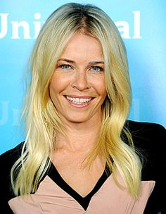 Chelsea Handler, 1975 comedian, actress, author, television host, producer.