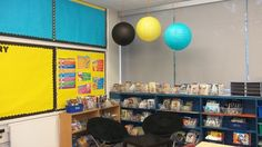 Great classroom tour of photos to get ideas on how to set up a Middle School classroom.