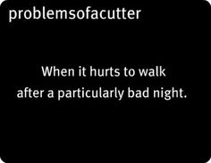 Problems of a Cutter.