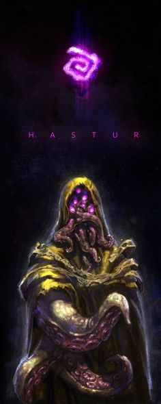 HASTUR , zack ren on ArtStation at https://www.artstation.com/artwork/543Bg?utm_campaign=notify&utm_medium=email&utm_source=notifications_mailer