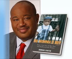 www.nomommasboy.com  Remarkable life story of TV Journalist Dominic Carter.  From a life time of Child Abuse and Child Sexual Abuse to interviewing Nelson Mandela and attending Social Events at the White House. Remarkable story. @SylarNewton ChildAbusevictim @Mental illness memoir.$19.95