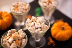 Grab a Handful of Our Pumpkin Seed Puppy Chow via Brit + Co.