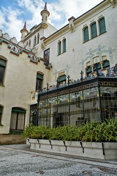 Casa Alegre de Sagrera - Terrassa, Barcelona, Spain