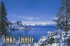 pictures of lake tahoe | Current Lake Tahoe Weather, Click On Today's Weather