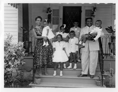 The family of Fats Domino