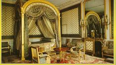 fontainbleau Chambers of the Empress Josephine in her private apartments (1808-1809)
