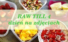 ♥ Garden of life ♥: Raw till 4 - dzień w zdjęciach