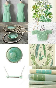 Hemlock Green by Cindy R on Etsy--Pinned with TreasuryPin.com