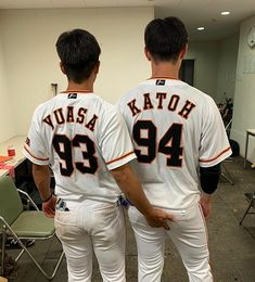Hot Baseball Players, Baseball Guys, Sexy Asian Men, Sexy Men, Japanese Baseball Player, Rugby Men, Hunks Men, Lgbt Love, Cute Gay Couples