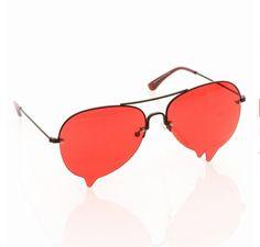 Dripping Sunglasses by Anna ter Haar