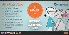 Download and review of Nunta Wedding Responsive WordPress Theme, one of the best Themeforest Entertainment themes {Download & review at|Review and download at} {|-> }http://best-wordpress-theme.net/nunta-wedding-responsive-download-review/