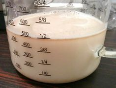 Hafermilch Rezept zum selber machen 1 liter of oat milk from the Tetrapak costs about 2 euros! Lassi Recipes, Milk Recipes, Smoothie Recipes, Vegan Recipes, Healthy Eating Tips, Healthy Nutrition, Clean Eating, Healthy Drinks, Vegetable Drinks
