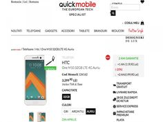 Retailer Makes HTC 10 Available For Preorder Before Smartphone Launch